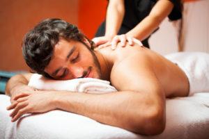 Erotisk massage til ham
