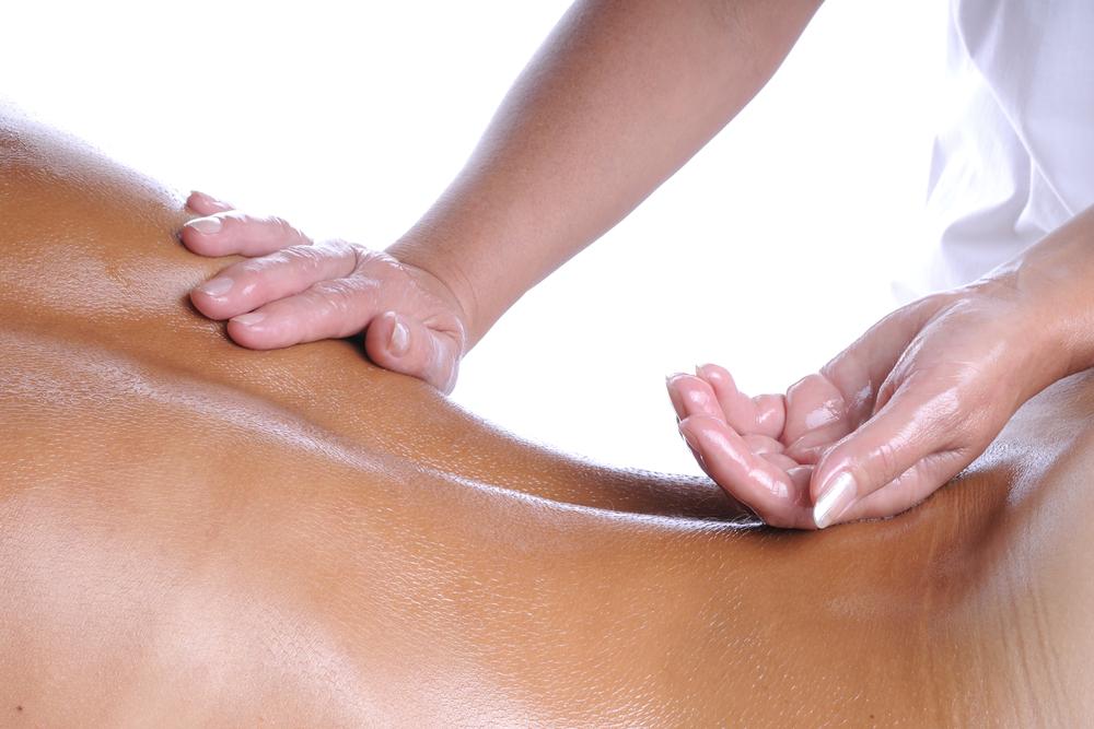 Erotisk massage til hende
