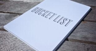 Sex bucket list